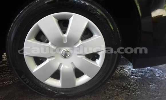 Buy Used Nissan Wingroad Black Car in Castries in Castries
