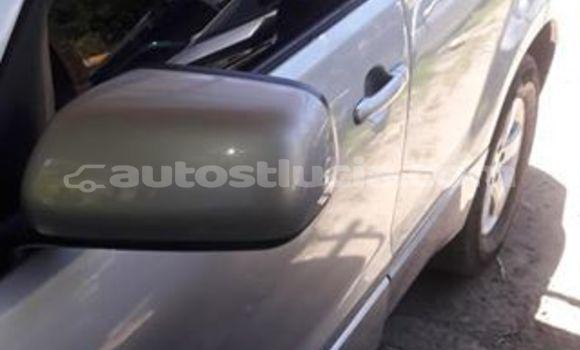 Buy Used Suzuki Grand Vitara Silver Car in Castries in Castries