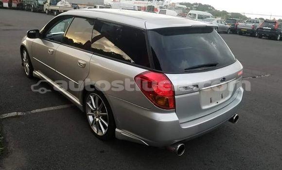 Buy Used Subaru Legacy Silver Car in Castries in Castries