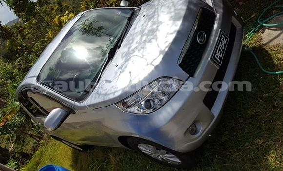 Buy Used Daihatsu Be-go Silver Car in Laborie in Laborie