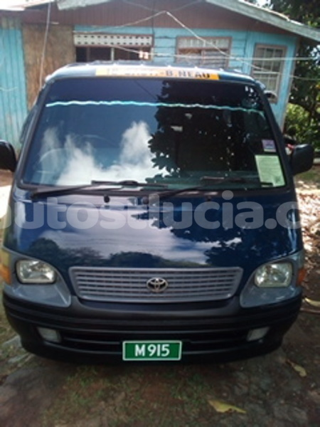 Big with watermark toyota townace castries castries 2995