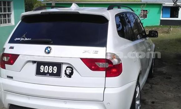 Buy Used BMW X3 White Car in Castries in Castries