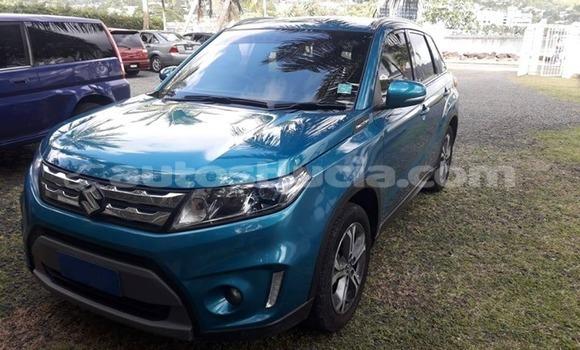 Buy Used Suzuki Vitara Blue Car in Castries in Castries