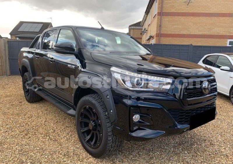 Big with watermark toyota hilux castries castries 3807