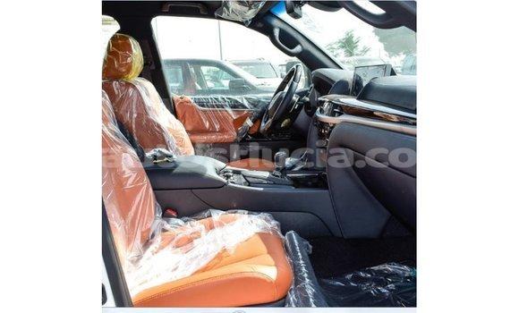 Buy Import Lexus LX White Car in Import - Dubai in Anse-la-Raye